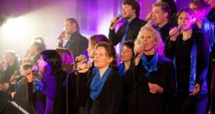 Rhytm & Gospel Choir in Opendeurdienst