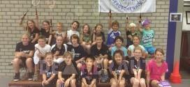 Geslaagde Week van het Badminton