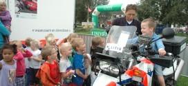 Jeugdfestival brengt honderden kinderen op de been