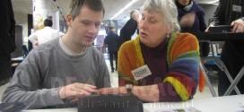 Regiobeurs brengt oplossingen voor mensen met leesbeperking