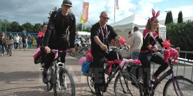 Ruim 3.500 Rabofietsers op de pedalen