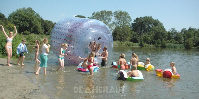 Summer Experience als een warm bad
